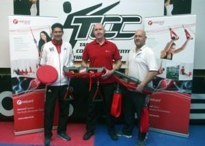 Redcord dla Mistrzów Taekwondo